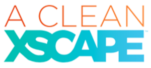 A Clean Xscape Logo