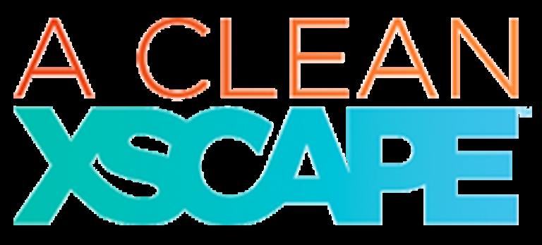 A Clean Xscape Logo
