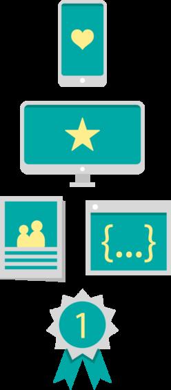 About Website Design Plus icons
