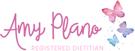 Amy Plano, RD Logo