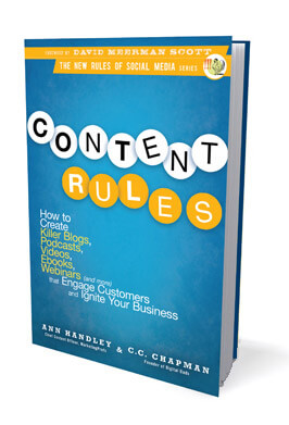 Content Rules book mockup