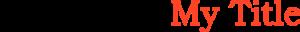 Capitalize My title Logo