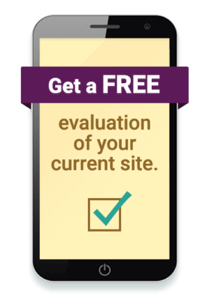 Get a Free evaluation of your current site image