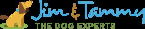 Jim and Tammy Dog Trainers Logo