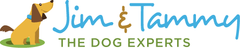 Jim and Tammy Dog Trainers Logo