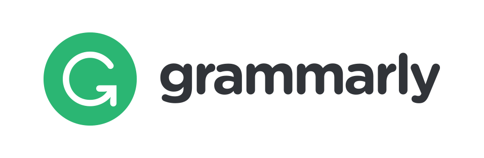 grammarly logo writing your own content tool
