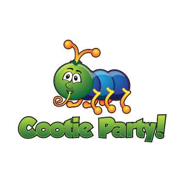 cootie bug logo design