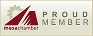 Mesa Chamber of Commerce Member Logo