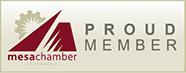 Mesa Chamber of Commerce Member Logo