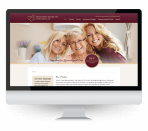 Medical Office Website Design