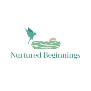 Nurtured Beginnings Final Logo Design