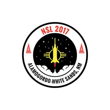 NLS 2017 logo design