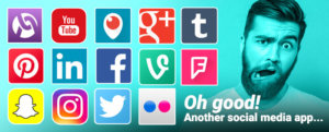 Oh good! Another social media app