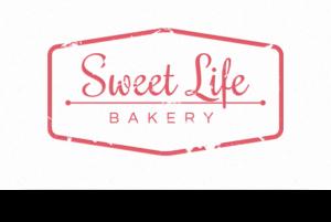 Small business logo - Sweet Life Bakery - websitedesign.plus